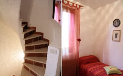 Villa Portopalo 6 Schlafzimmer im EG und Treppe (1)
