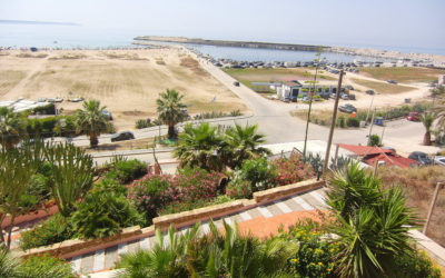 Villa Portopalo Garten mit Meerblick (5)
