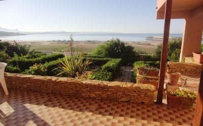 Villa Portopalo Terrasse der Ferienwohnungen (3)