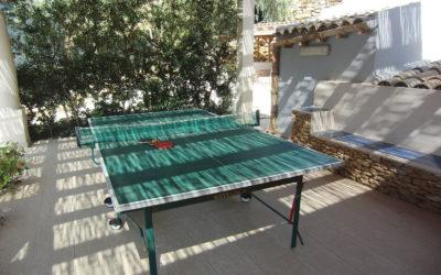 Villa Portopalo Tischtennis (2)