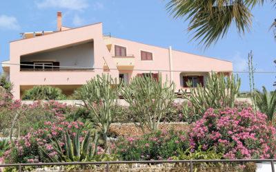 Villa Portopalo vom Strand (1)