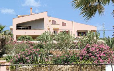 Villa Portopalo vom Strand (2)