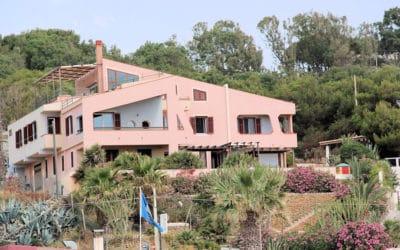 Villa Portopalo vom Strand (3)
