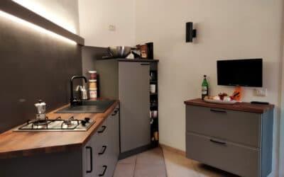 Ferienwohnung Ortigia Küche (1)