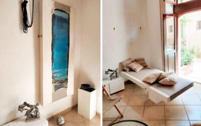 Ferienwohnung Ortigia Schlafzimmer (1)