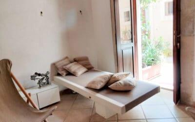 Ferienwohnung Ortigia Schlafzimmer (2)