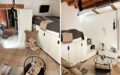 Ferienwohnung Ortigia Schlafzimmer (3)