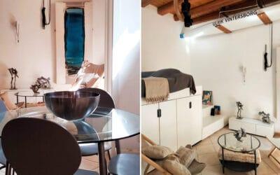 Ferienwohnung Ortigia Schlafzimmer (4)