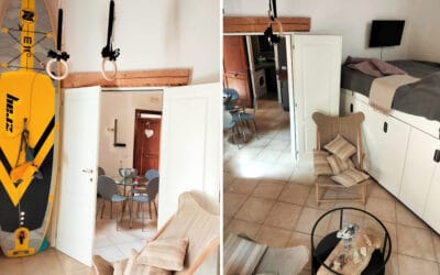 Ferienwohnung Ortigia Schlafzimmer (5)